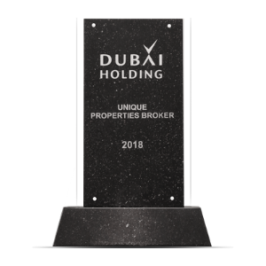 Dubai Holding No.1 Top Broker 2018