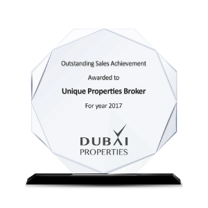 Dubai Properties Top Brokers Award 2017